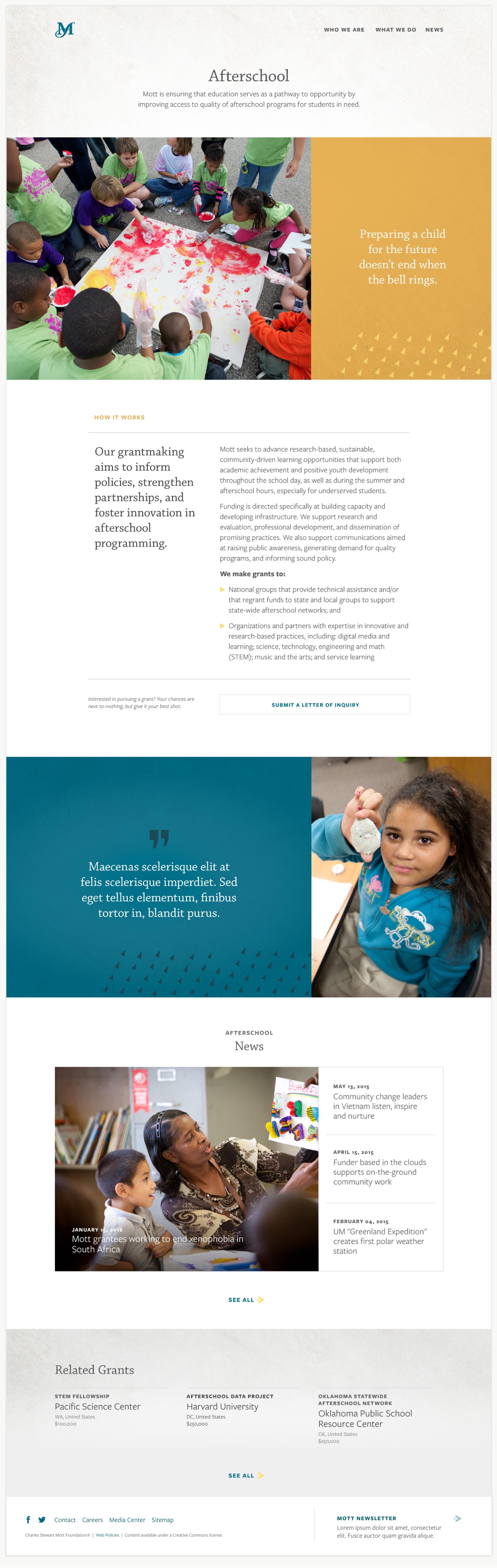 MOTT-Webpage